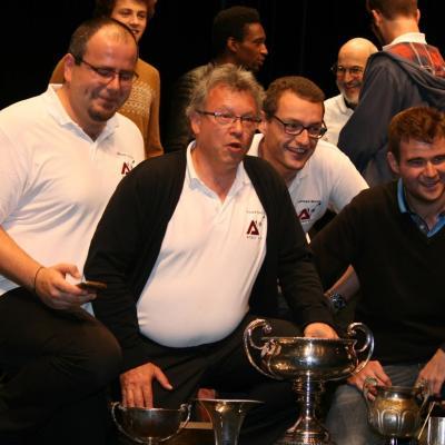 Concours SCABA à Crawley (UK)