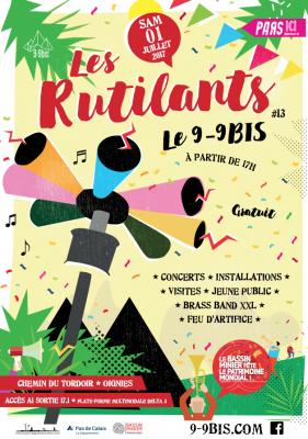 Afficheles rutilants 281x400